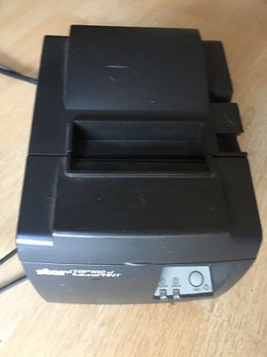 Star TSP100 Thermal receipt printer for Sale in Wylie, TX