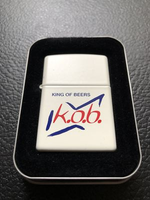 Vintage K.O.B zippo for Sale in Clinton Township, MI