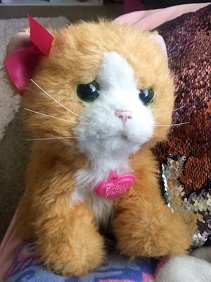 FurReal Friends Pet Kitty for Sale in Baytown, TX