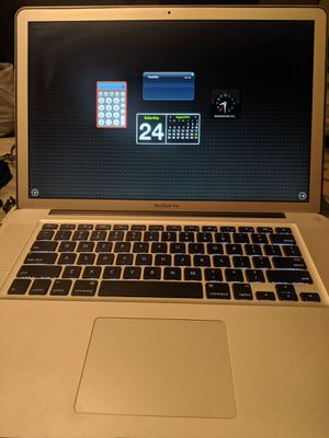 "MacBook Pro 15"" 3.06 GHz Core 2 Duo 4GB RAM 500GB HDD macOS El Capitan for Sale in Fairfax, VA"