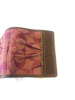 Small wallet coach for Sale in Chicago, IL