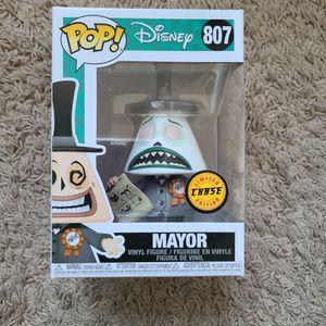 Funko Pop Nightmare Before Christmas Mayor CHASE #807 for Sale in Elk Grove, CA