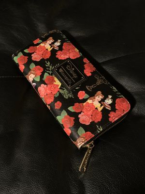 Loungefly Beauty and the Beast Wallet for Sale in Anchorage, AK