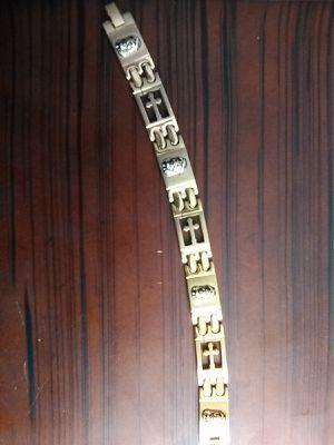 Stainless Steel bracelet for Sale in Wichita, KS