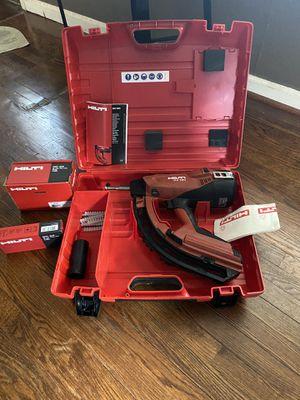 Hilti nail gun for Sale in Marietta, GA