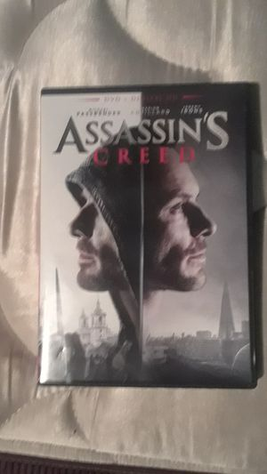 Assassins creed movie ( brand new) for Sale in Seadrift, TX