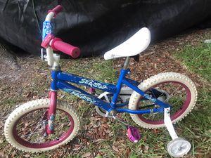 Huffy Seastar a bike! Pink blue white! for Sale in Savannah, GA
