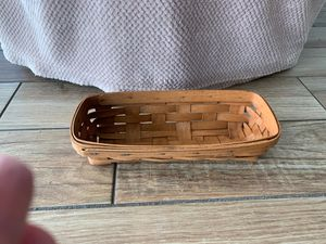 Longaberger 1989 Cracker Basket for Sale in Dunedin, FL