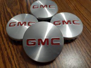 GMC rim center caps. for Sale in Streator, IL
