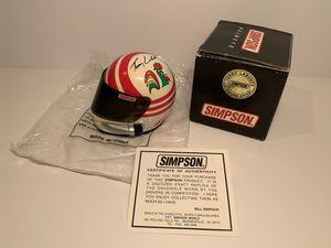 Terry Labonte Simpson Nascar Mini Helmet Kellogg's Corn Flakes for Sale in Fresno, CA