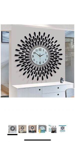 brand new large wall clock for Sale in Fairfax, VA