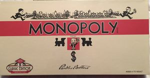 Monopoly 1935 Deluxe Classic Board Game Reproduction for Sale in Allen, TX
