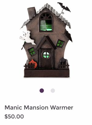 Scentsy Manic Mansion Warmer for Sale in Tigard, OR
