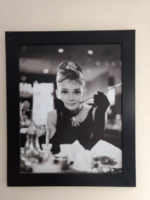 Audrey Hepburn picture for Sale in Puyallup, WA