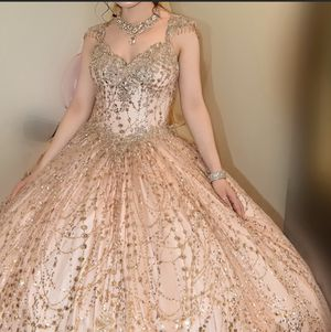 Ball gown/prom/quinceanera dress for Sale in Hillsboro, OR