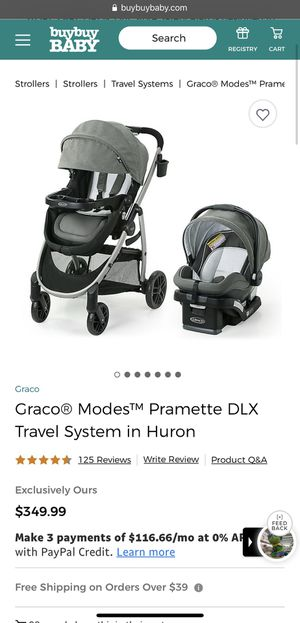 Graco Stroller & Carseat Combo for Sale in Modesto, CA