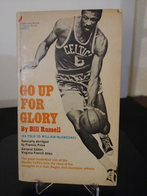 """Bill Russell """"Go up For Glory"""" (as told to William McSweeny) Specially abridged for Sale in Fresno, CA"""