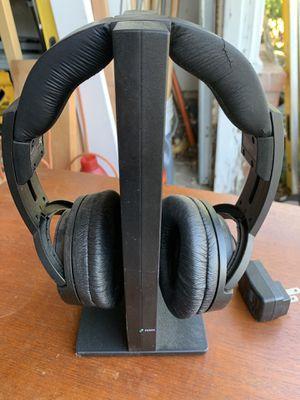 Sony wireless headphones for Sale in Fremont, CA