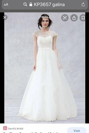 Vintage style Wedding dress for Sale in Clearwater, FL