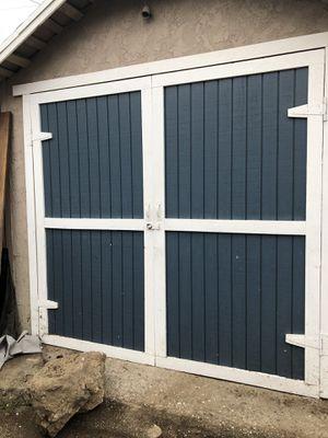Beautiful barn doors for Sale in Pasadena, CA