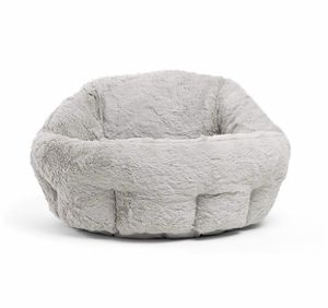 Brand New Cat or Dog Bed - Super Soft Grey Lux for Sale in Haverhill, MA