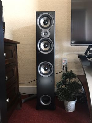 Polk Audio series 2 monitor speakers. for Sale in Hayward, CA