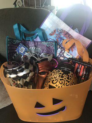 Halloween basket for Sale in Whittier, CA