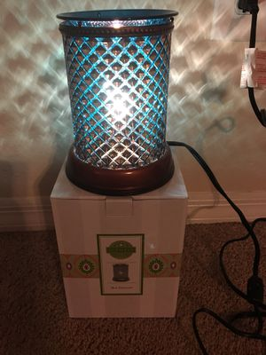 Blue Diamond Scentsy Warmer for Sale in Sunrise, FL