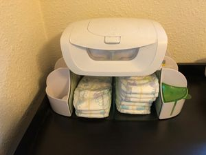 Baby needs Organizer, baby wipes warmer. for Sale in Santa Clara, CA