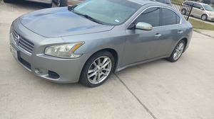 2009 Nissan Maxima for Sale in Houston, TX