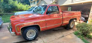 1977 chevy c10 Orange patina short bed for Sale in Lilburn, GA