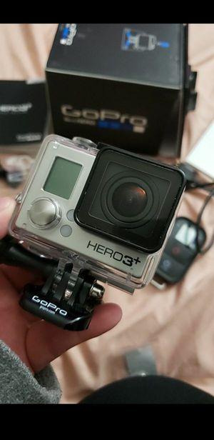 Gopro Hero3+ Black Edition for Sale in Las Vegas, NV