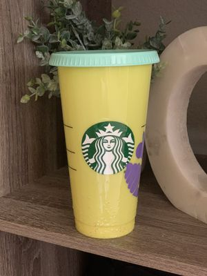 Color changing Disney Starbucks cup for Sale in Gilroy, CA