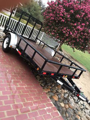 Utility Trailer 6x12 for Sale in Visalia, CA