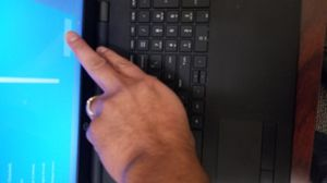 HP laptop touch screen for Sale in Marshall, TX