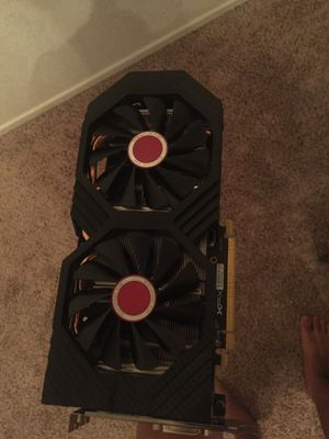 Amd XFX RX580 GPU for Sale in Amarillo, TX
