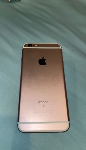 IPhone 6s, Rose Gold for Sale in Cicero, IL