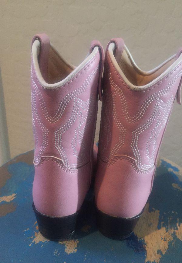 NEW Durango cowboy boots - little girls size 7-1/2