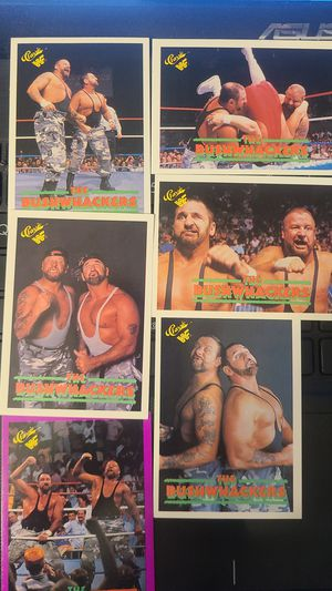 The Bushwhackers for Sale in Taunton, MA