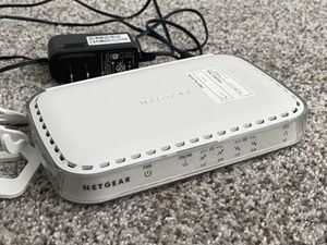 NETGEAR DOCIS 3.0 High-Speed Wired Cable Modem - CMD31T for Sale in Auburn, WA