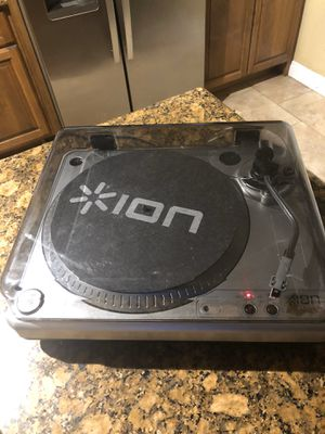 Ion turn table for Sale in Azusa, CA