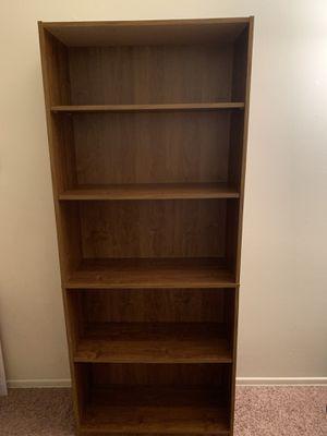 6 feet tall bookcase free for Sale in San Luis Obispo, CA