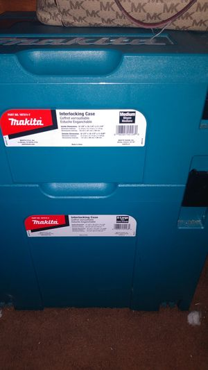 Makita new tool case for Sale in Seattle, WA
