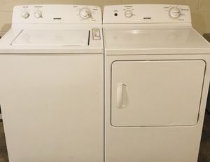 Hotpoint Washer and Dryer set for Sale in Clarksville, TN