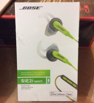 Bose SIE2i headphones for Sale in Mount Rainier, MD