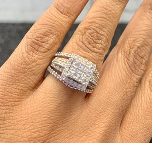 14k Engagement ring and wedding band!! for Sale in Cape Coral, FL