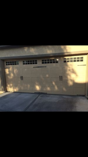 New and Used Garage Doors for Sale in Goodyear, AZ