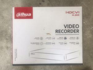 Dahua Video Recorder, Brand New In Box for Sale in Miami, FL