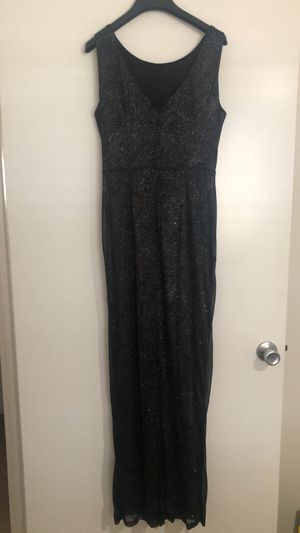 Brand New Black Calvin Klein Dress Size 10 for Sale in Miramar, FL