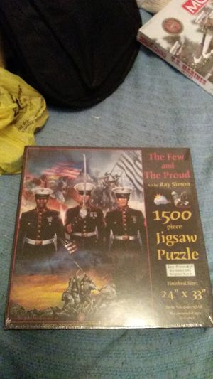 Marine puzzle for Sale in Lock Haven, PA